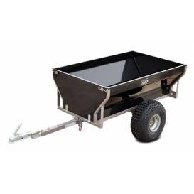 ATV trolley SHARK WOOD 550 - black