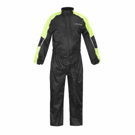 Raincoat SAFETY, NOX / 4SQUARE (black / yellow fluo)