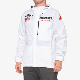 KAPPA jacket, 100% (white)