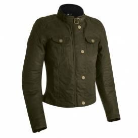 HOLWELL jacket, OXFORD, women's (green)