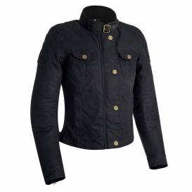 HOLWELL jacket, OXFORD, women's (black)