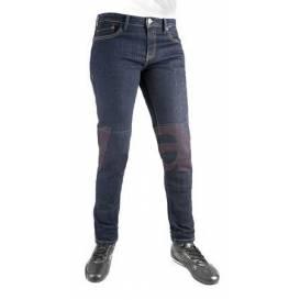 Nohavice Original Approved Jeans Slim fit, OXFORD, dámske (modrá)