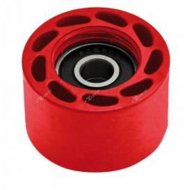 Kladka řetězu Honda, RTECH - Itálie (červená, vnitřní průměr 8 mm, vnější průměr 38 mm)