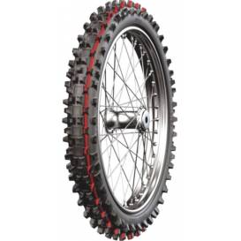 Pneu 80 / 100-21 (51M) TERRA FORCE MX - SAND (red stripe), MITAS - CZ