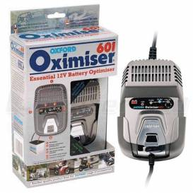 Nabíječka Oximiser 601, OXFORD - Anglie (12V, 0,6A, 30Ah)