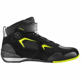 Topánky X-RADICAL, XPD (čierna / žltá)