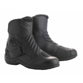 Topánky NEW LAND Drystar HONDA kolekcie, ALPINESTARS (čierna / červená)