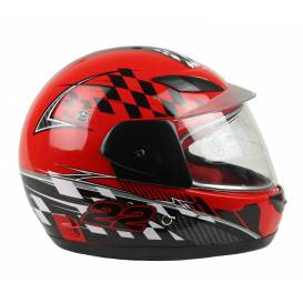 Children's helmet integral XTR 501 - red