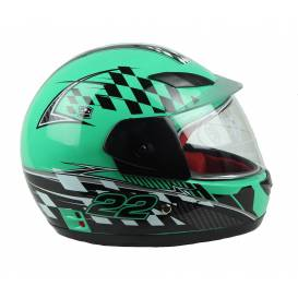 Children's helmet integral XTR 501 - green