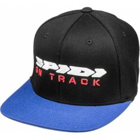 Kšiltovka FLEX CAP, SPIDI (černá/modrá)