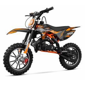 Motocykl MINICROSS 50cc 2t LIYA E-start