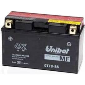 Baterie 12V, FT7B-BS, 6,5Ah, 85A, bezúdržbová MF AGM 150x65x93, A-TECH