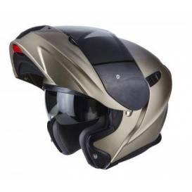 Moto prilba SCORPION EXO-920 Solid titánová