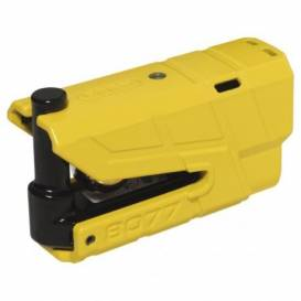 Granit Detecto XPlus disc brake lock (caliper diameter 13 mm), ABUS (yellow)