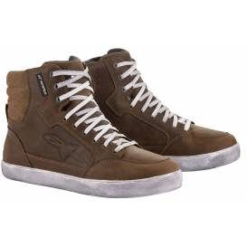 Shoes J-6 WATERPROOF, ALPINESTARS, women's (brown)