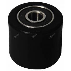 Kladka řetězu univerzální, RTECH - Itálie (černá, vnitřní průměr 8 mm, vnější průměr 31 mm)