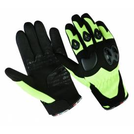 BSTAR Kids Green Fluo gloves