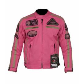 BSTAR Kids Pink motorcycle jacket
