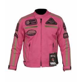 Moto bunda BSTAR Kids Pink