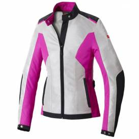 SOLAR NET LADY jacket, SPIDI, women's (black / gray / purple)