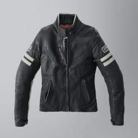 VINTAGE Jacket, SPIDI, women's (black / beige)