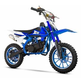 Motocykl Minicross XTR 702 49cc 2t  E-start