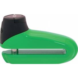Zámek na kotoučovou brzdu 300 (průměr třmenu 10 mm), ABUS (zelený)