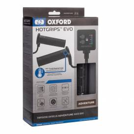 Heated grips HOTGRIPS EVO Thermistor Adventure, OXFORD