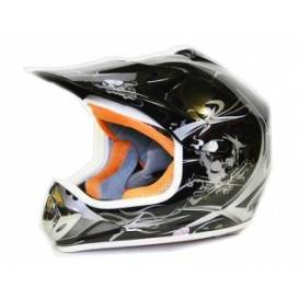 Sunway NITRO Enduro Junior PHX motorcycle helmet - black