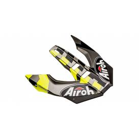 Replacement visor for helmets TWIST 2.0 Frame, AIROH - Italy (anthracite)