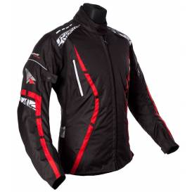 Zelina jacket, ROLEFF, women's (black / red)