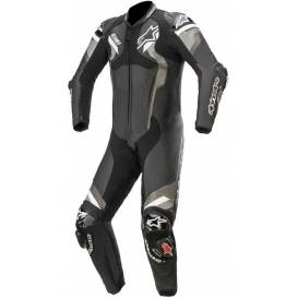One-piece coverall ATEM 4 2021, ALPINESTARS (black / gray / white)