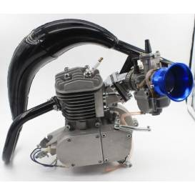 Motor kit for motorcycle 80cc 2t TUNING EDITION (additional motor for bike)