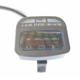 Ukazatel napětí baterie pro buggy Go-kart