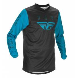 Jersey F-16 2021, FLY RACING (blue / black)