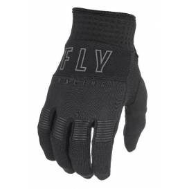 Gloves F-16 2021, FLY RACING - USA children (black)