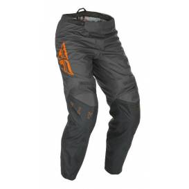 Pants F-16 2021, FLY RACING (gray / orange)