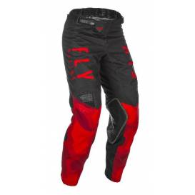 Pants KINETIC K221 2021, FLY RACING (red / black)