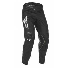 Pants KINETIC K121 2021, FLY RACING (black / white)
