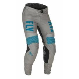 Kalhoty LITE 2021, FLY RACING - USA (modrá/šedá)
