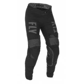 Pants LITE 2021, FLY RACING (black / gray)