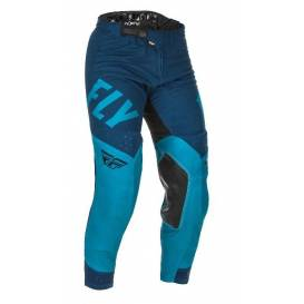 Pants EVOLUTION 2021, FLY RACING (blue / black)