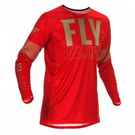 Dres LITE 2021, FLY RACING - USA (červená/zelená)