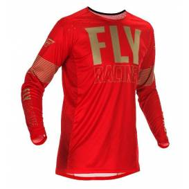 Jersey LITE 2021, FLY RACING (red / green)