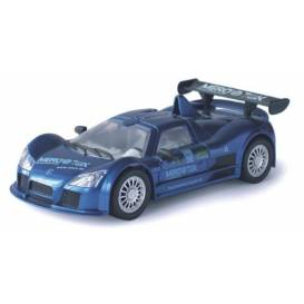 Model Apollo Gumpert - blue
