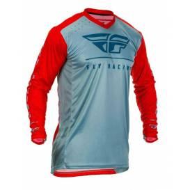 Dres LITE 2020, FLY RACING - USA (červená/modrá)