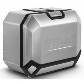 Side aluminum case for SHAD Terra TR47 motorcycle, right