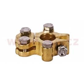 Brass battery clamp Energize - Truck -