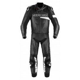 Two-piece jumpsuit RACE WARRIOR TOURING, SPIDI (black / white)