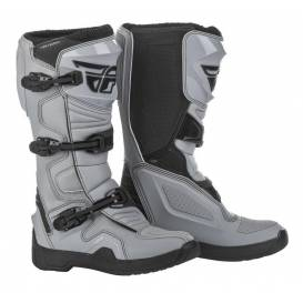 NEW Maverik shoes, FLY RACING (gray / black)